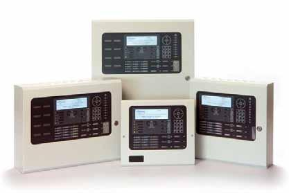 MX 5000 SERIES EN54 Fire Alarm Control Panels MX SERIES System Architecture Networking The Mx-5000 is the next generation of analogue addressable fire alarm control panels that are fully compliant