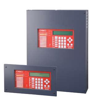 AFD2000 Addressable Fire Control Panel Series Provides Maximum Flexibility The new AFD2000 is a completely programmable series of addressable, modular control panels which meet the EN54 standard and