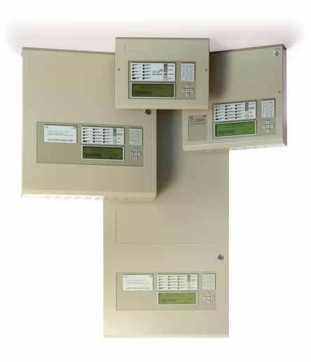 18 OVERVIEW Mx-4000 EN-54 Analogue Addressable Fire Alarm Control Panels The Mx-4000 was the first series of panels to receive EN54 approval from BSI and proudly bear the internationally recognised