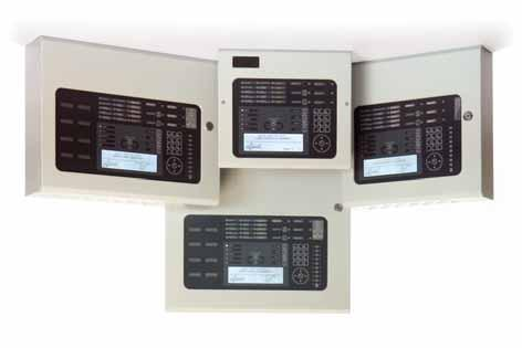 30 OVERVIEW Mx-5000 Next Generation of EN-54 Analogue Addressable Fire Alarm Control Panels The Mx-5000 has been developed following an extensive research programme involving industry professionals,
