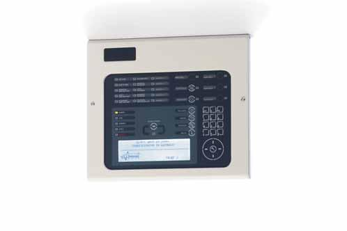 38 Mx-5010/20 Analogue Addressable Fire Alarm Control Panel Advanced Fire Panel Technology Based around two core products, the Mx- 5010 Remote Display Terminal (RDT) and the fully functional