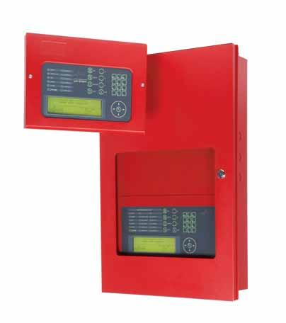 40 OVERVIEW Ax-Range UL Analogue Addressable Fire Alarm Control Panels The UL 864 approved Ax-Range will appeal to fire system consultants, designers and installers.