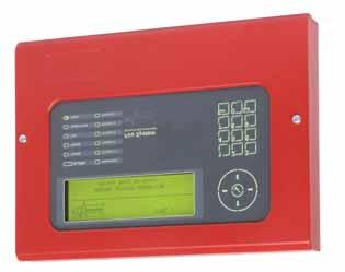 46 Ax-ANN-C/D Remote Annunciator Analogue Addressable Fire Alarm Control Panel Advanced Fire Panel Technology The Ax-series Remote Annunciators are based around two core products.