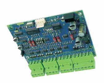 78 Mxp-032 General Routing Interface Analogue Addressable Fire Peripheral The Mxp-032 General Routing interface Card is an optional module to provide Fire Routing Outputs complaint with BS EN54-2: