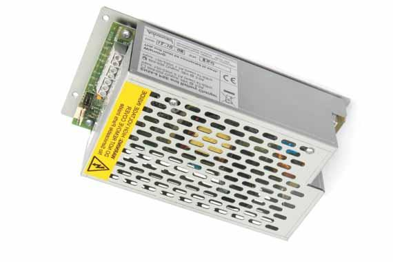 94 EN-54 Approved Caged Power Supplies Advanced Power Supplies The Advanced 1.5A, 3.0A and 5.0A Power Supply Units can be used for any fire alarm system which specifies EN54-4 Power Supply Equipment.