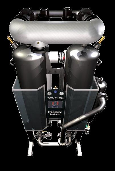 Better By Design Standard Features: Front View: Model NRG1025 Pressure vessels are designed in accordance with the ASME Boiler and Pressure Vessel Code Section VIII Division 1 ASME