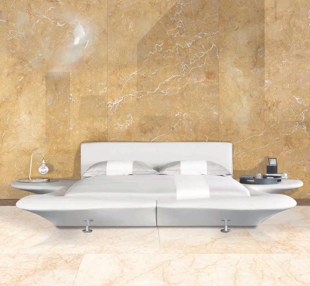 DESIGN ROYAL CARE 240 x 120 cm S L A B S Take these slabs into your wall or oor and see the sober,