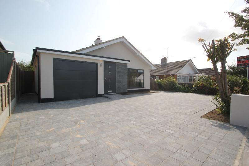 18 Rodbridge Drive, Thorpe Bay, Essex, SS1 3DF Hopson Property Services are delighted to act as the vendor's sole agents in offering for sale this newly refurbished detached bungalow, situated in a
