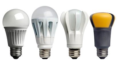 cost more than 75% less than incandescent to operate * Utility