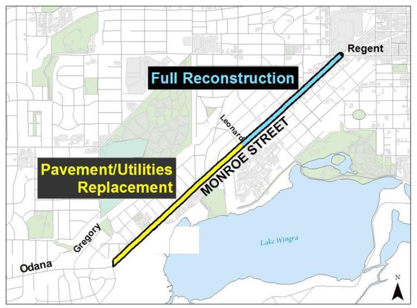 Reconstruction will occur within nine months: