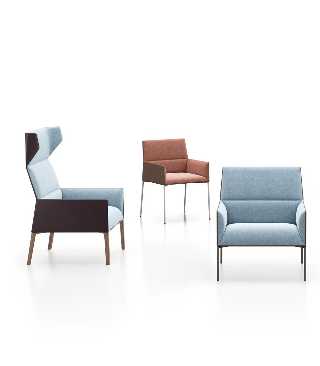 Chic Air The Chic Air furniture is extraordinarily elegant and distinguished by minimalistic, sophisticated form.