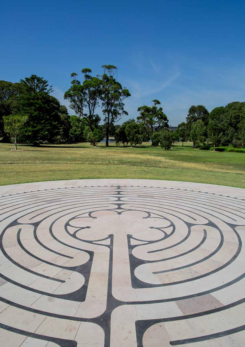 Photo: The Labyrinth, Centennial Park Statutory planning framework In addition to the CPMPT Act, additional legislation contains external planning controls that direct and influence the planning and