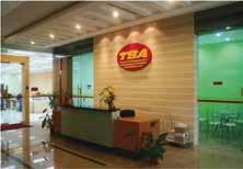about us TSA Industries Sdn Bhd (TSA) was incorporated in 1993. Initially, it was named Thian Soon Engineering Hardware Sdn Bhd and later changed to TSA Industries Sdn Bhd on 6th May 2004.