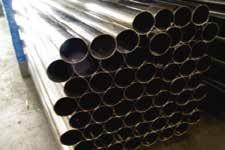 This plant is one of the most reputable manufacturers of stainless steel welded tubes for ornamental, square and