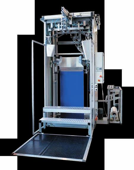 BRISAY Automated Bagging Machines The mission in developing the newest generation of BRISAY bagging machines was to simply design and offer the best available product on the market.