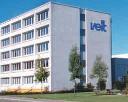 Pressing for Excellence Pressing for Excellence Why you can depend on the VEIT-Group For over 50 years, the needs and the challenges
