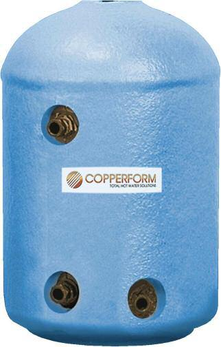 www.copperform.co.uk superheat multicoil cylinders superheat multicoil cylinders specification ext. dia (A) 0 ext.