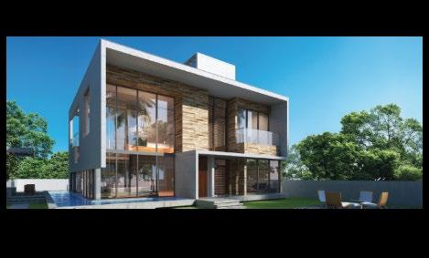 4 BHK villas Double-height in living rooms Contemporary design with floating plinth Personal swimming pool, gymnasium and home theatre (optional) Serene landscaping Disney themed bedrooms (optional)