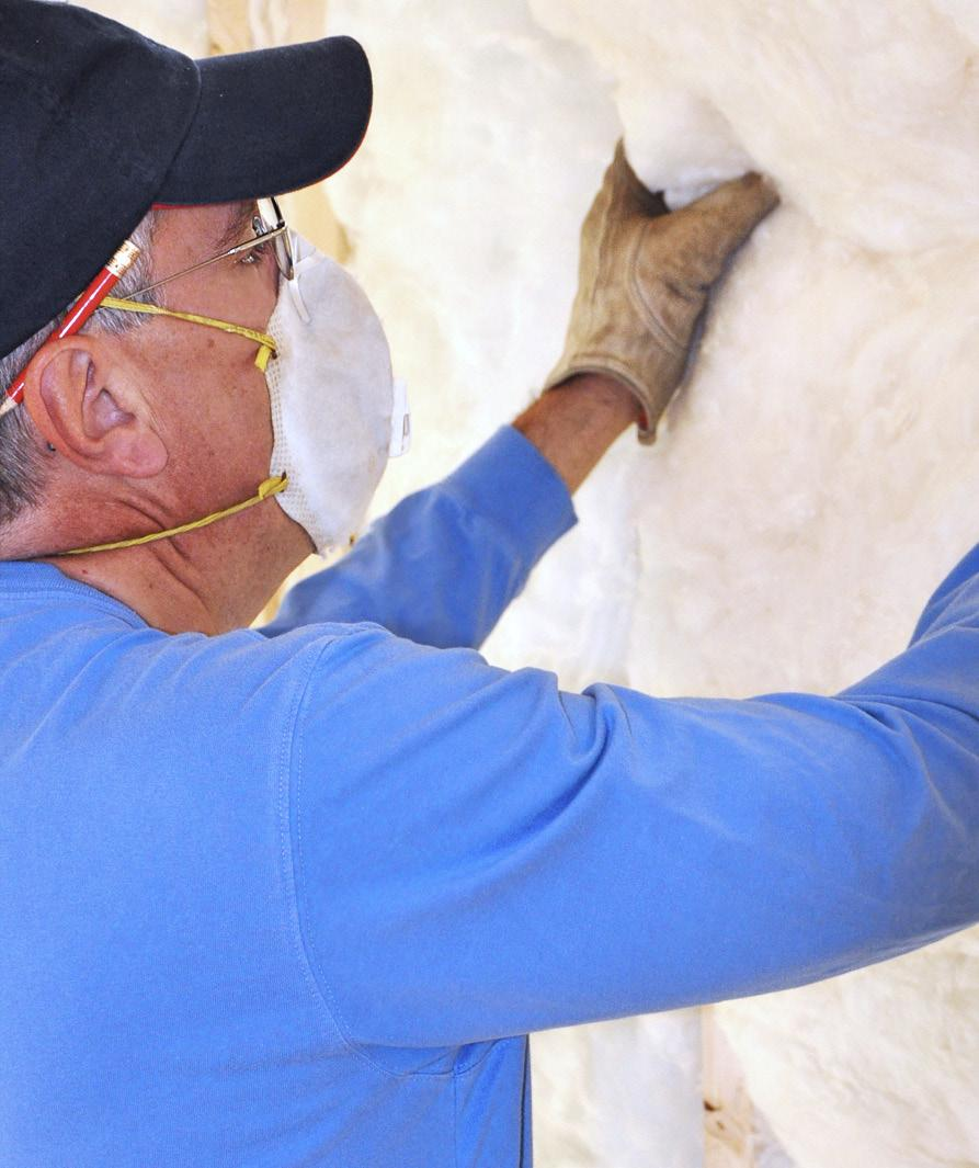 up to $ /sq. ft. cash back on your purchase and installation of 0.45attic, wall or floor insulation Choose a participating contractor to properly install your insulation.