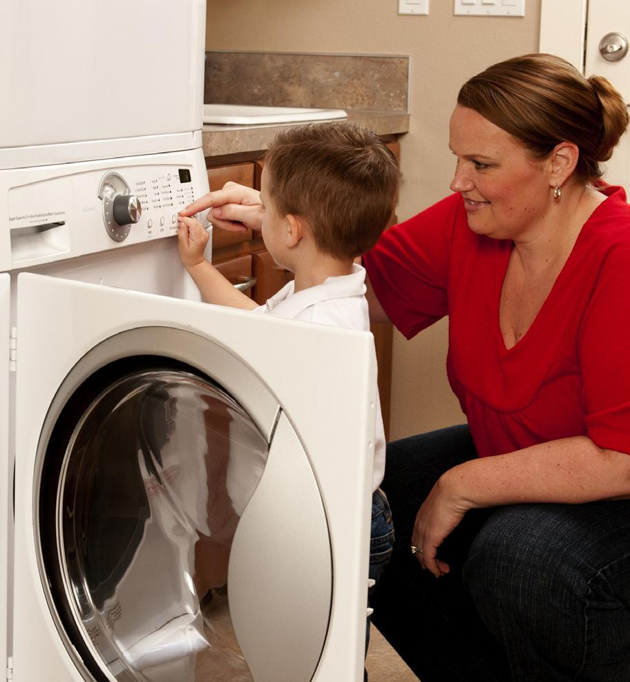 up to $ cash back on your purchase of an energy-efficient 75clothes washer Your home s water must be heated by an electric water heater.