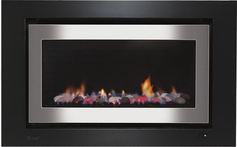 About your Evolve Congratulations on the purchase of your Rinnai Evolve gas fireplace.