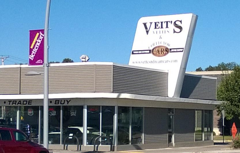 Another obvious choice would be a Car Show in partnership with Veit s Vets. Members of car clubs are always anxious to show off their vehicles.
