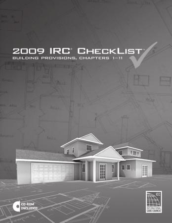 AL RESIDENTIAL CODE In the first book of its kind on the market, author Scott Caufield, C.B.O., reviews the IRC, chapter-by-chapter, to help the reader make green decisions about construction methods and materials while staying code compliant and avoiding costly mistakes.