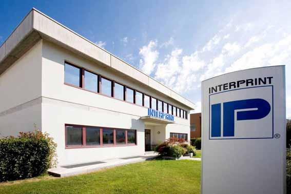 INTERPRINT Italy 1997: Opening of a Sales Office in Italy