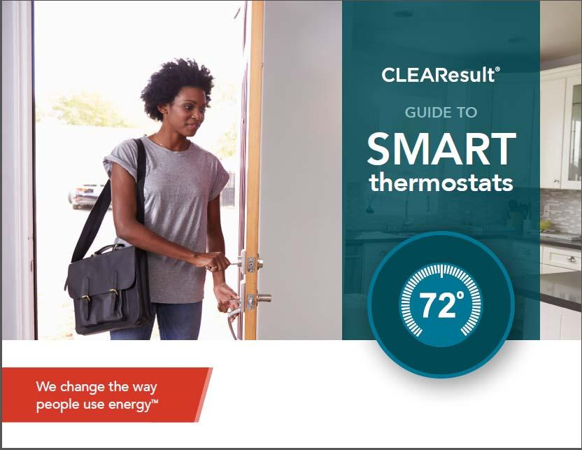 Smart Thermostat Guide https://www.clearesult.