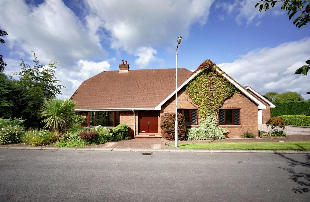 This exceptionally well presented detached bungalow occupies a mature, private site, just a short stroll from Holywood's bustling town centre with an excellent array of popular restaurants,