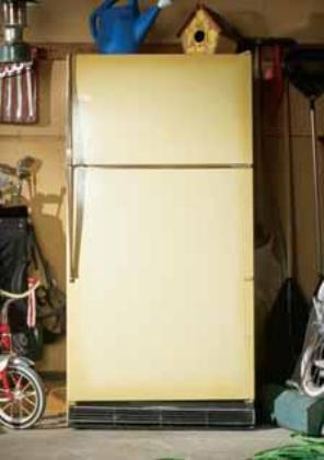 You d be amazed at what your old refrigerator can save!