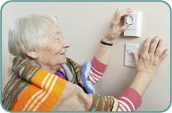 Case Study: South Plainfield New Jersey Resident Comfort Partners Program Installed Measures New furnace and programmable thermostat Attic insulation, comprehensive air sealing ENERGY STAR
