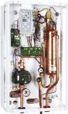 Electric Shower Electric Boilers can be used for Open Vented Systems Standard radiators and valves