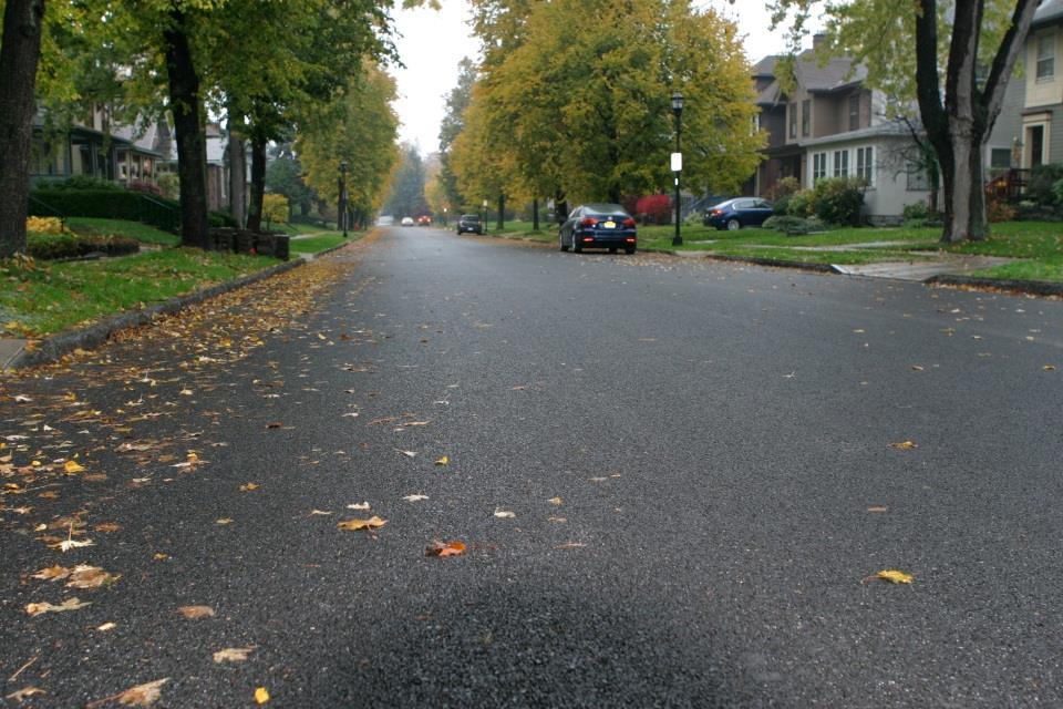 Project Permeable Asphalt Streets