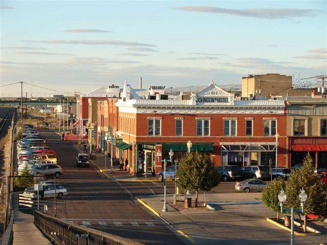 Design Guidelines For Historic Downtown Laramie i