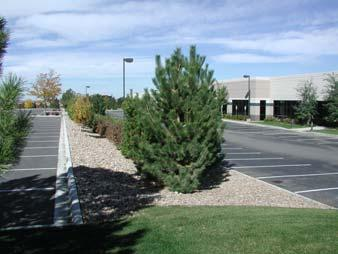 A.2 Landscape Design The quality of site landscaping is a major contributor to the image of a quality industrial center.
