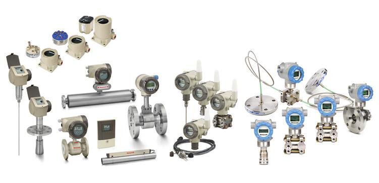 High Performance Field Instruments Honeywell s industry-proven field instrumentation sets the standard for performance and reliability in the most demanding power industry applications.