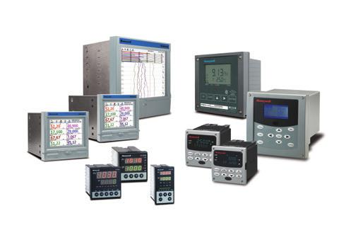 Robust Process Instruments Honeywell controllers, programmers and indicators are engineered to deliver