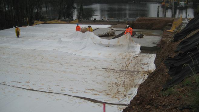 Ace Geosynthetics hold a number of internationally recognised accreditation approvals for their manufacturing processes.