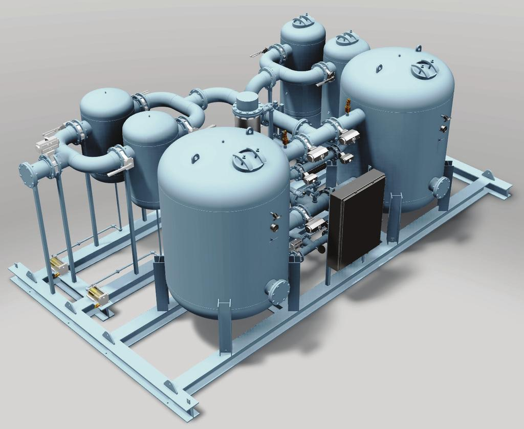 World Leader in Regenerative Dryer Technology G F I E H C A B D Other options available.