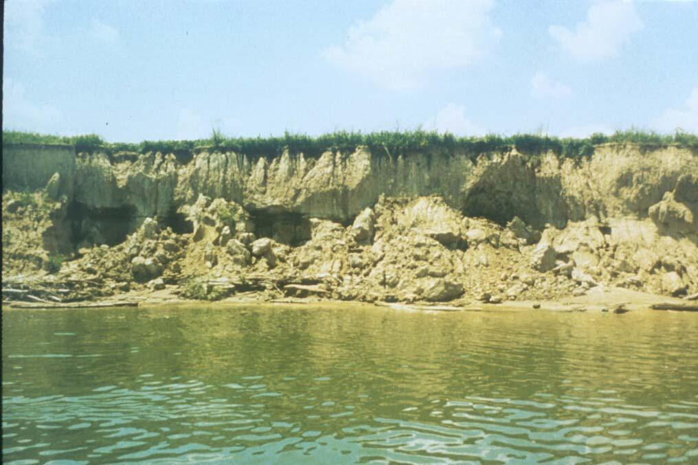 Riverbank Erosion, Including