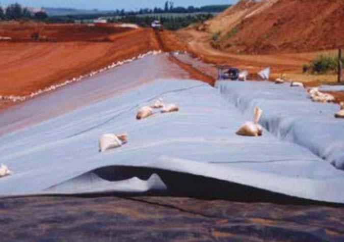 2. Protection Geotextile Cont.