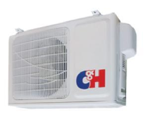 СH-S18LH/R CH-S24LH/R Thank you for selecting С&H air conditioners.