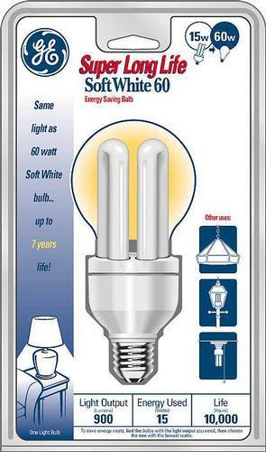 Replace Incandescent Bulbs Replacing one traditional incandescent bulb with an ENERGY STAR compact fluorescent will save about $25 per bulb in