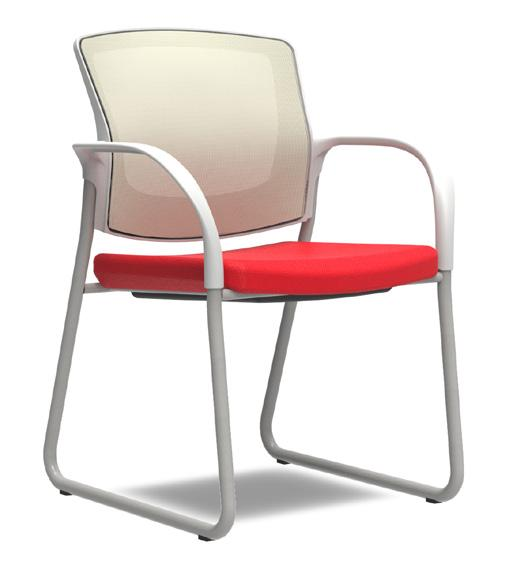 500 STORY MEET PLAN YOUR CHAIR - Guest Chair BACK START OVER Select your base type from the options below.