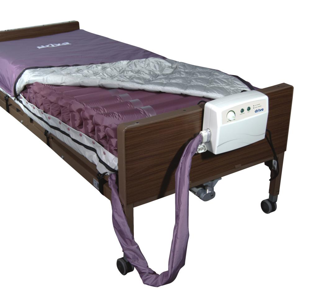 Med-Aire 8 Alternating Pressure Mattress Replacement
