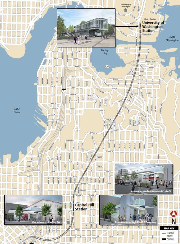 Tonight s Agenda 6:00 pm Open House 6:30 pm Introductions Richard Conlin, City of Seattle Councilmember/Sound Transit Boardmember 6:35pm Presentation University