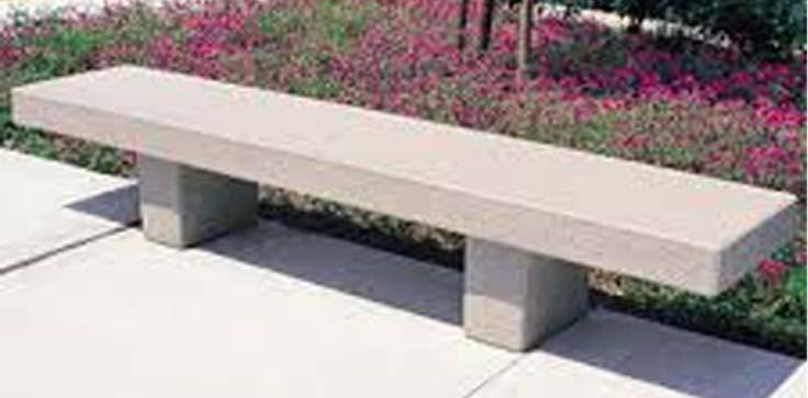 Boulder seating in special areas