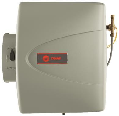 Trane Humidifiers 12-18 gallons/day output 10 year parts warranty Small -