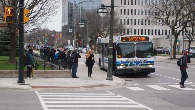 Key Questions What are the benefits of Rapid Transit?